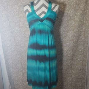 Tie Dyes Calvin Klein Dress